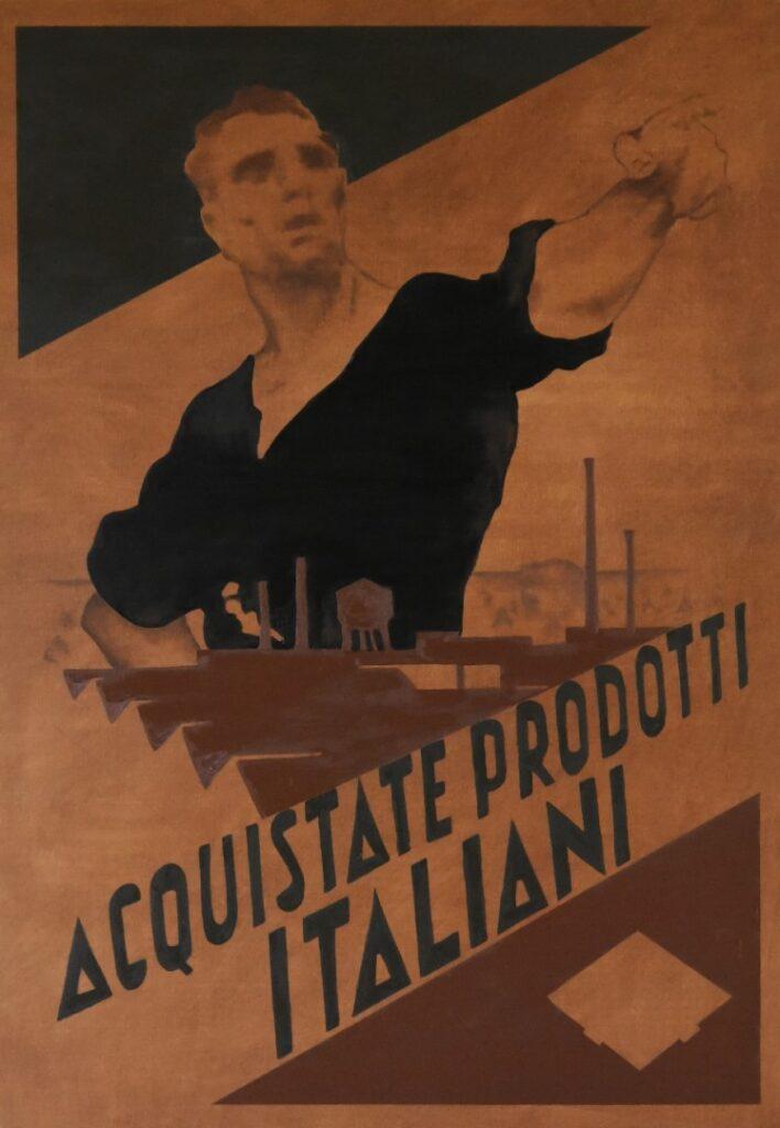 Manifesto, oil on linen, 70x100, 2020